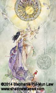 Lovers by Stephanie Pui-Mun Law