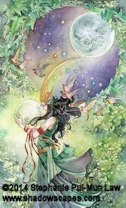 World by Stephanie Pui-Mun Law